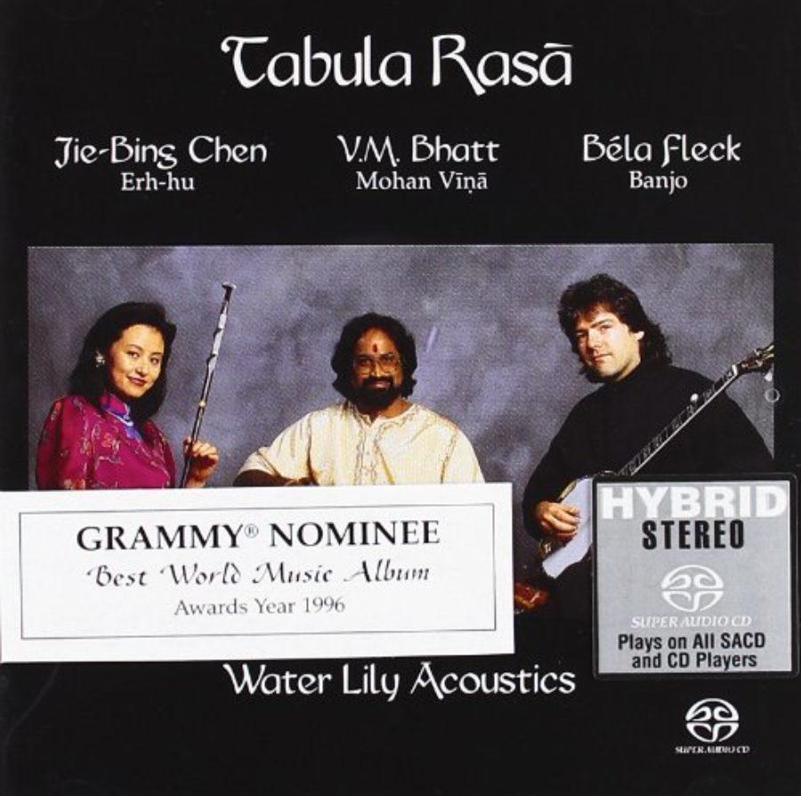 Cover of Tabula Rasa