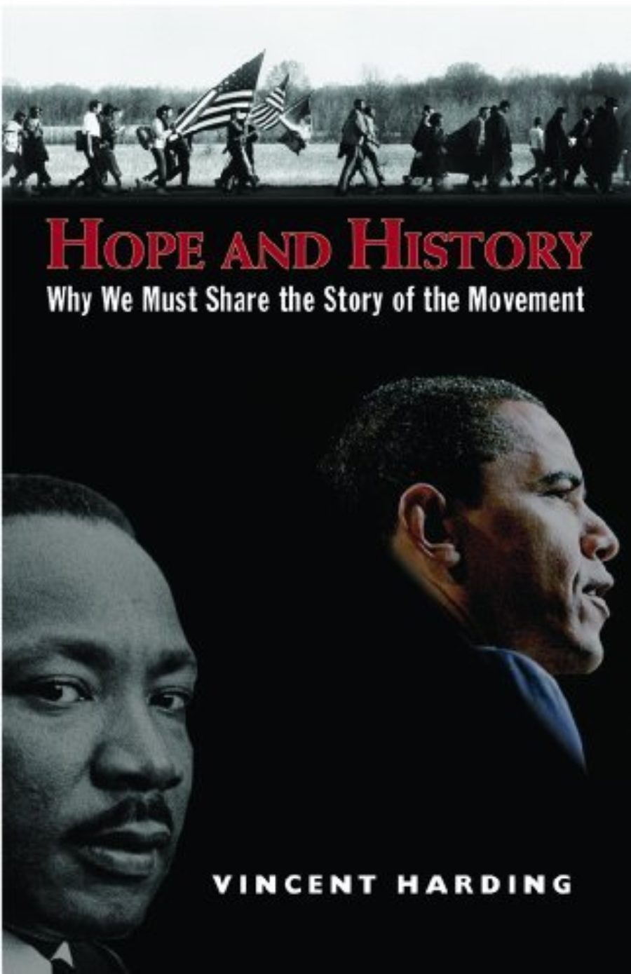 Cover of Hope and History: Why We Must Share the Story of the Movement