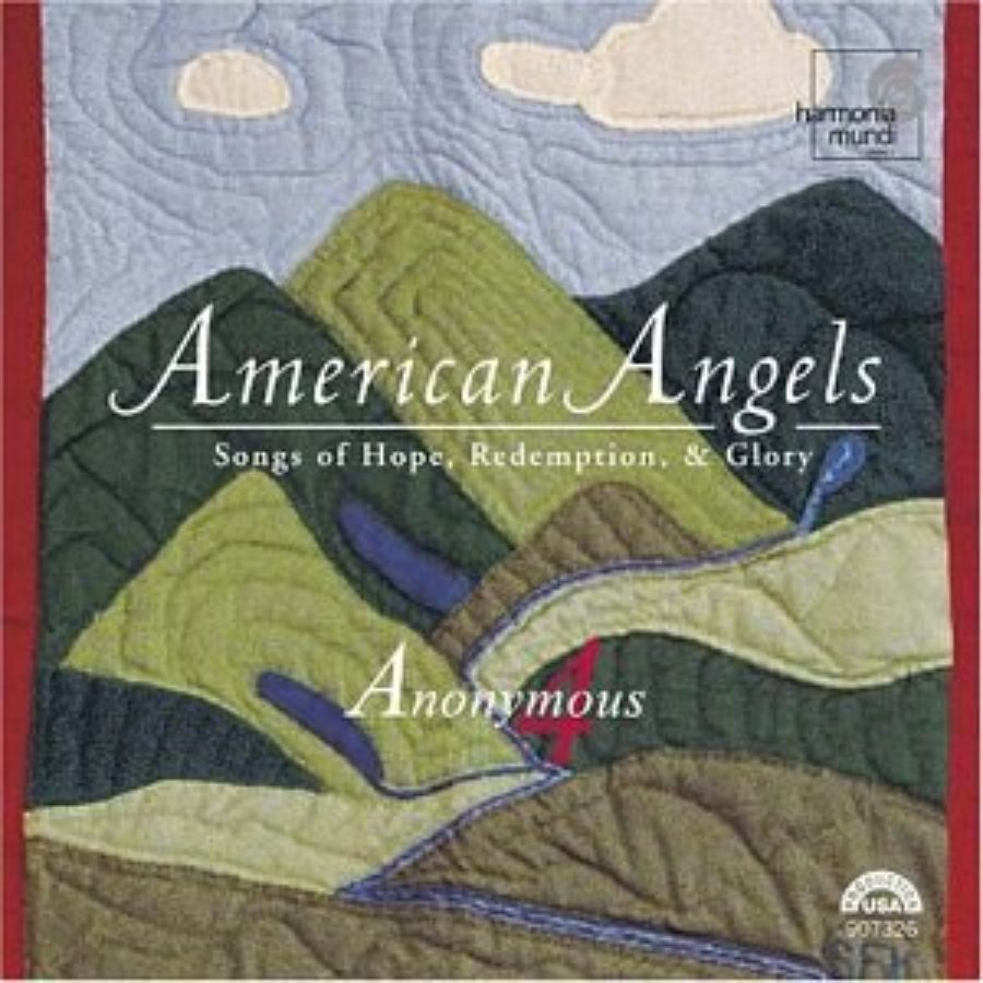 Cover of American Angels - Songs of Hope, Redemption, & Glory