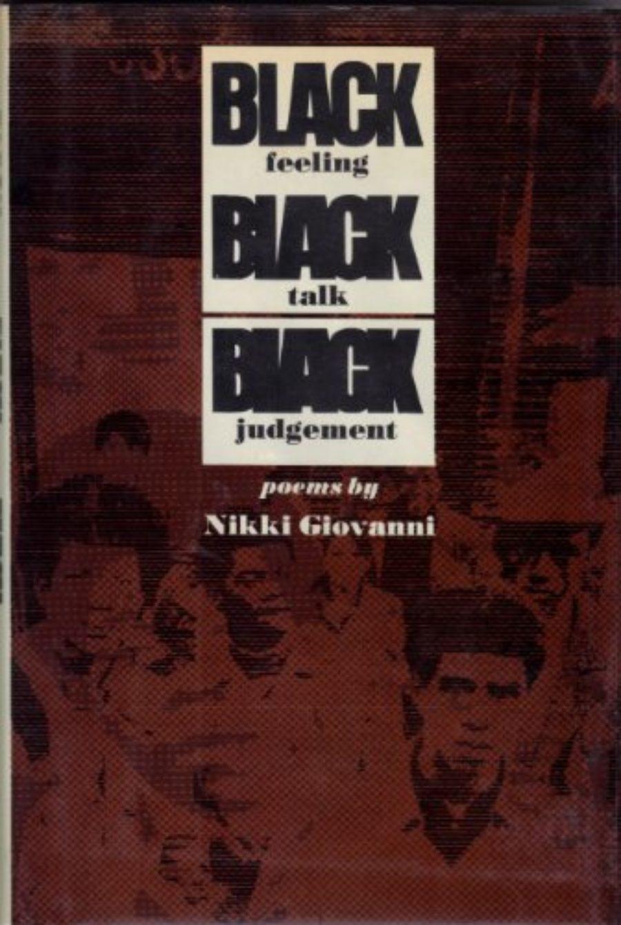 Cover of Black Feeling Black Talk Black Judgement
