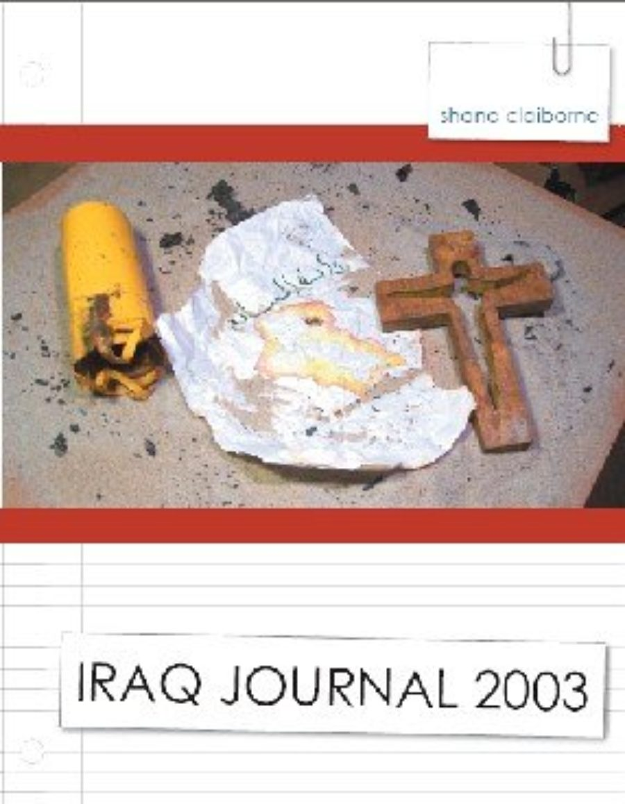 Cover of Iraq Journal 2003