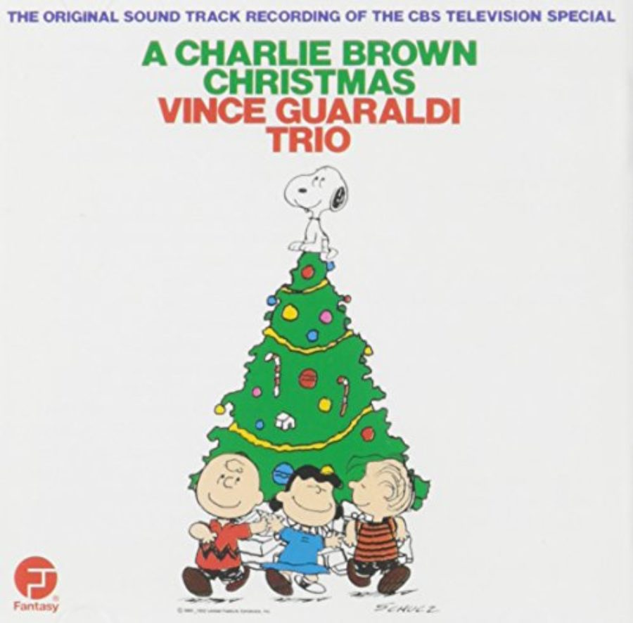 Cover of A Charlie Brown Christmas: The Original Sound Track Recording Of The CBS Television Special
