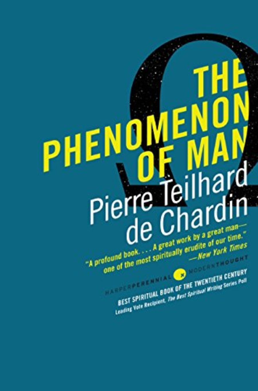 Cover of The Phenomenon of Man (Harper Perennial Modern Thought)