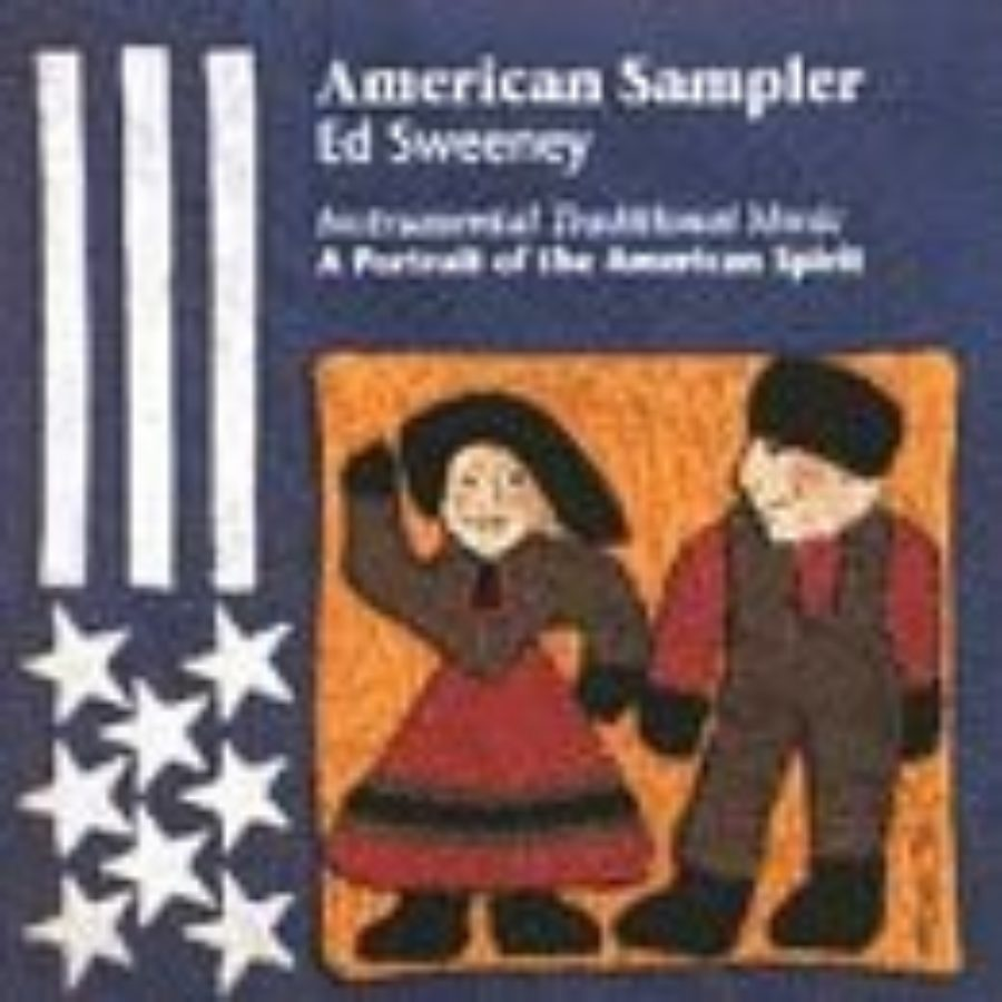 Cover of American Sampler: Portrait of American Spirit