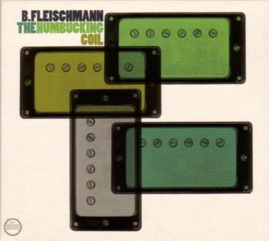 Cover of The Humbucking Coil