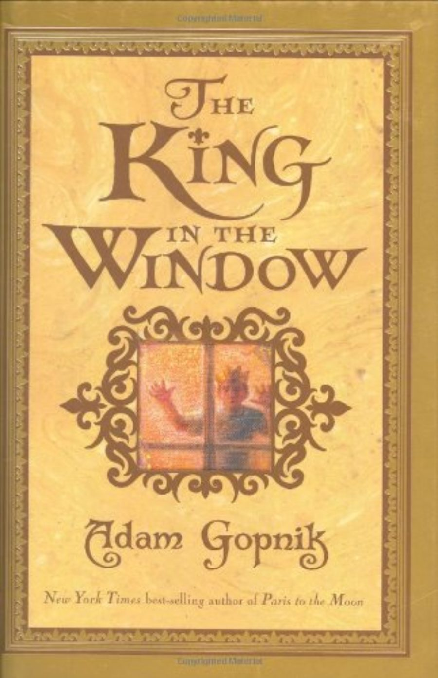 Cover of The King in the Window