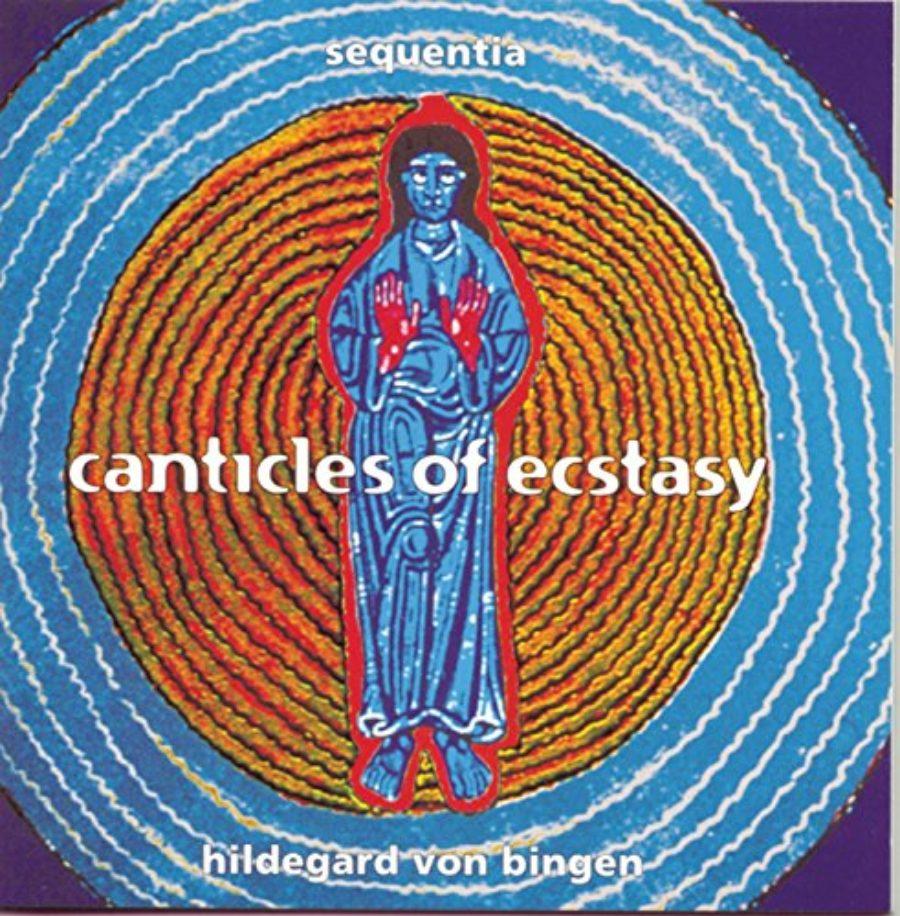 Cover of Von Bingen: Canticles of Ecstasy