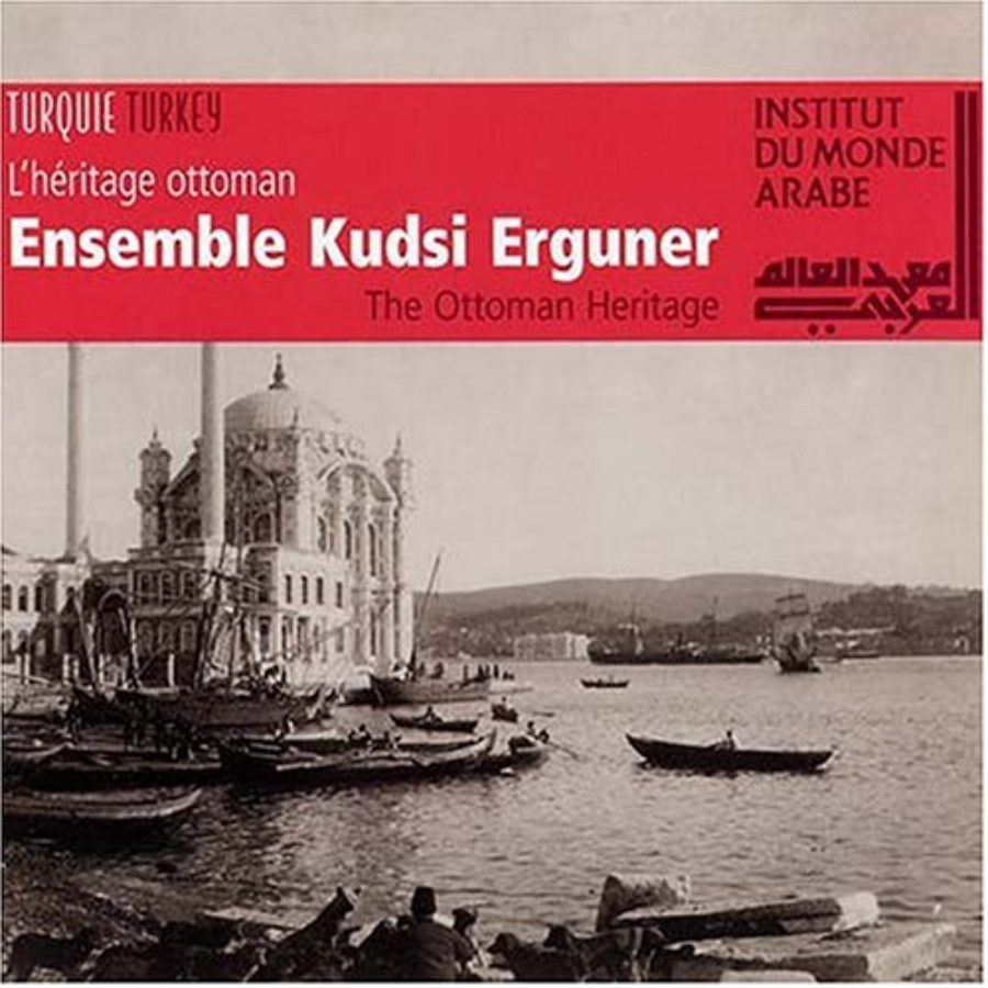Cover of Ottoman Heritage