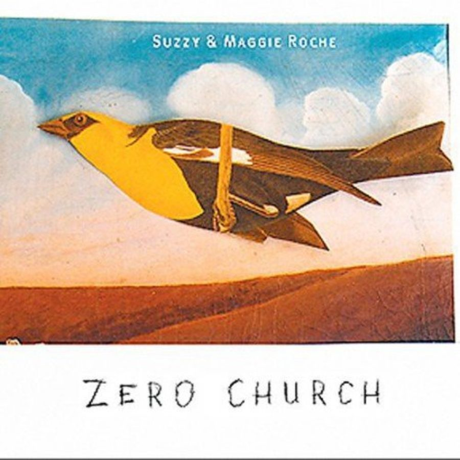 Cover of Zero Church