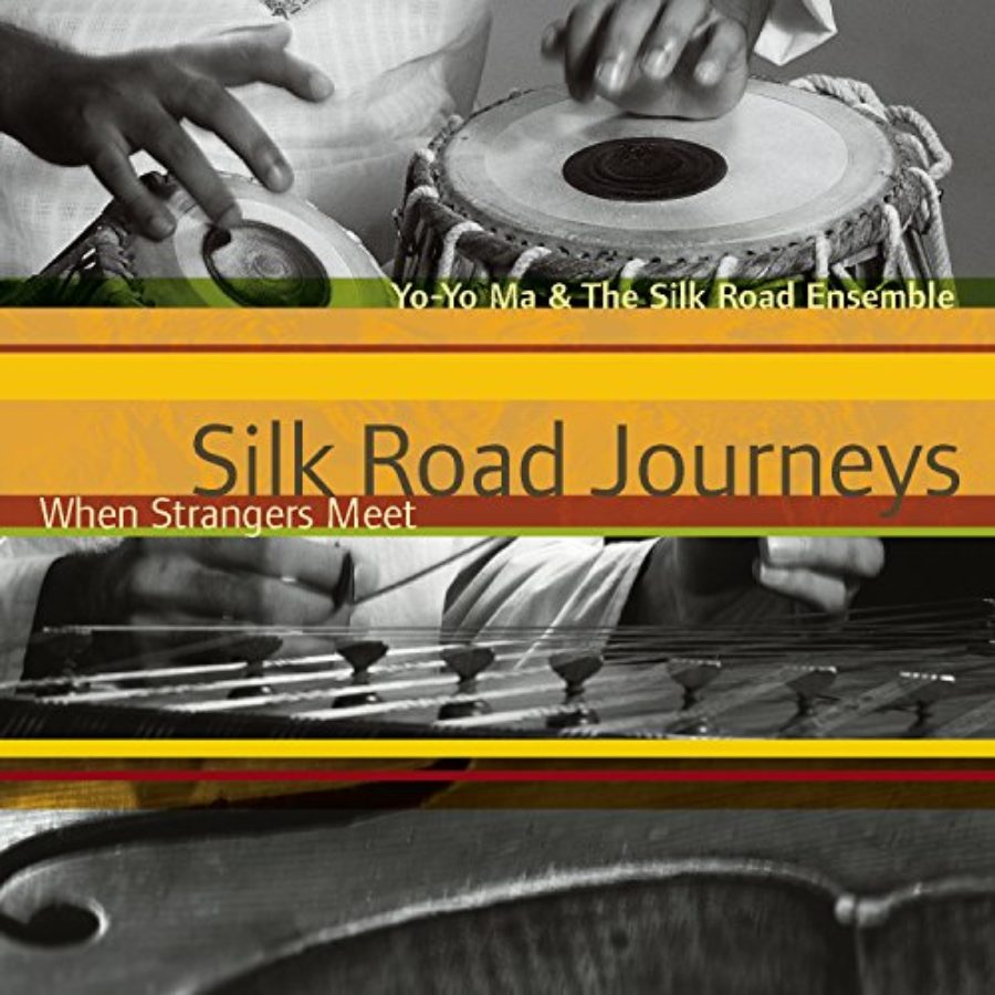 Cover of Silk Road Journeys - When Strangers Meet