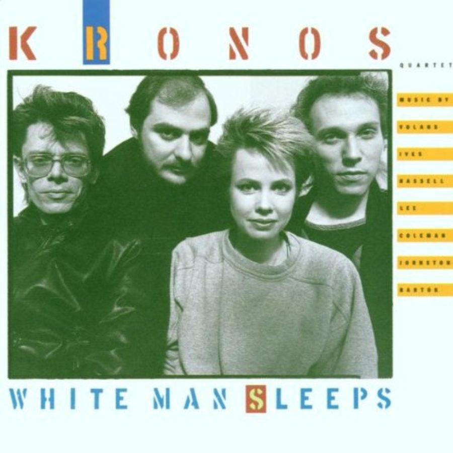 Cover of White Man Sleeps