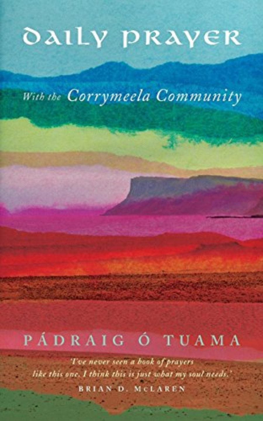 Cover of Daily Prayer with the Corrymeela Community
