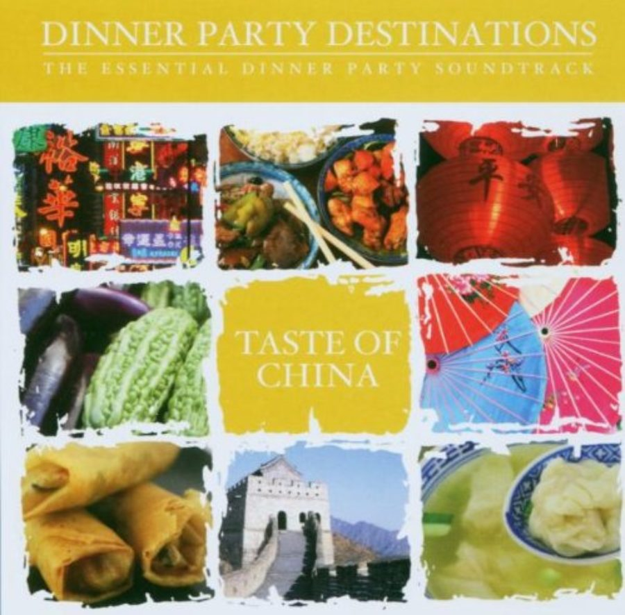 Cover of Taste of China