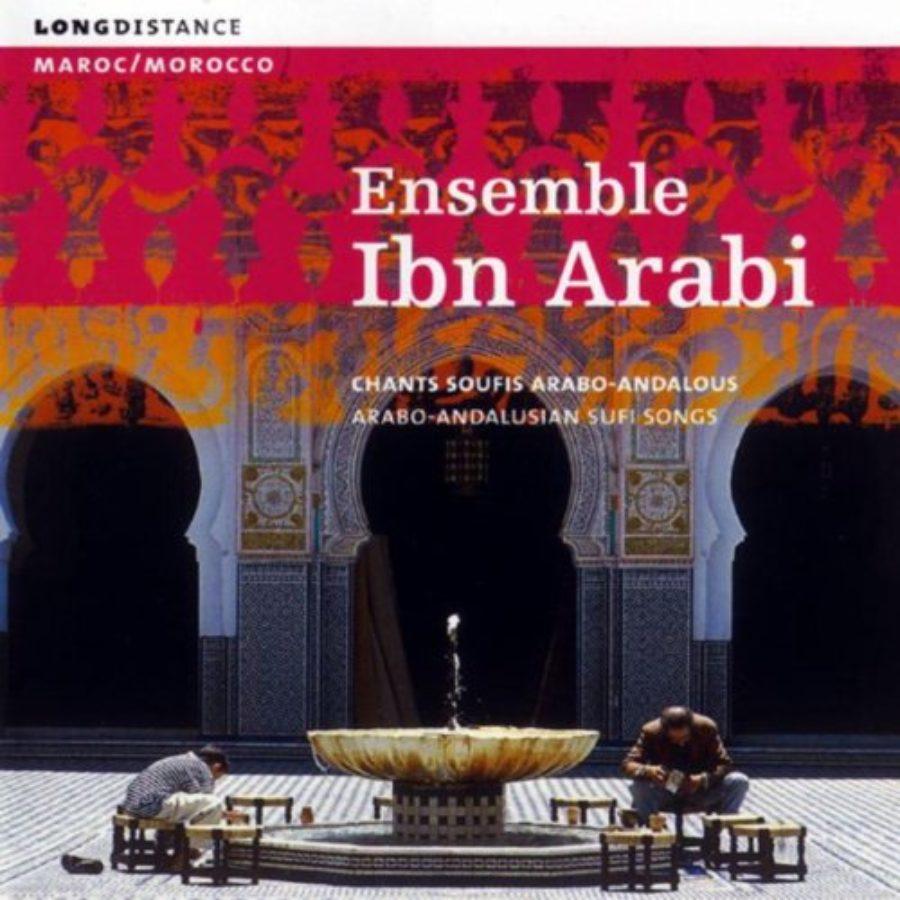 Cover of Chants soufis arabo-andalous (Arabo-Andalusian Sufi Songs)