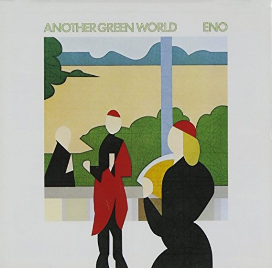 Cover of Another Green World