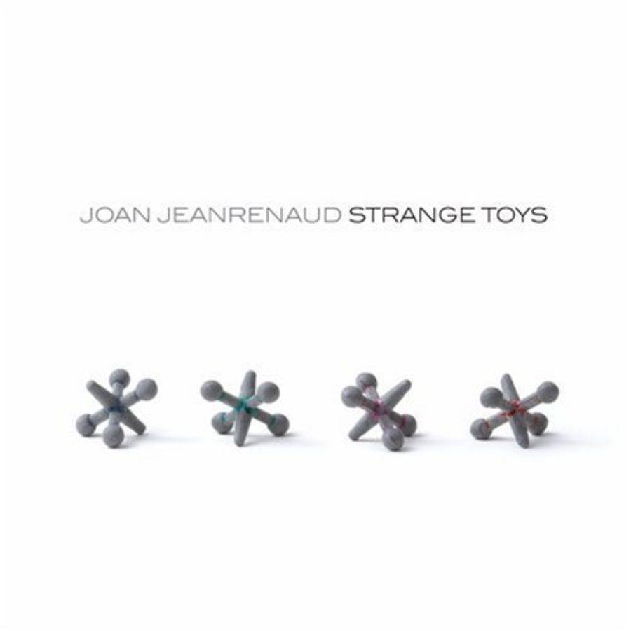 Cover of Strange Toys