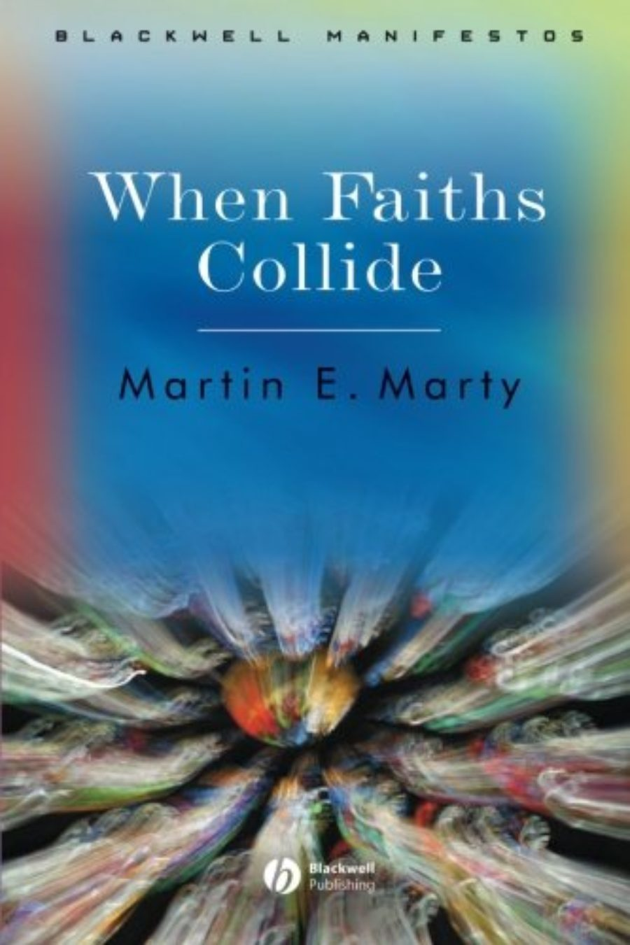 Cover of When Faiths Collide