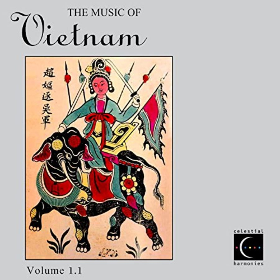 Cover of Music of Vietnam 1.1