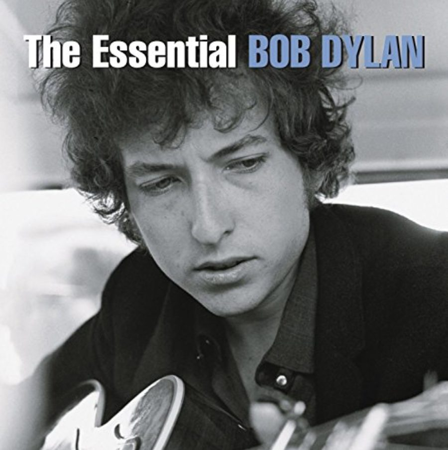 Cover of The Essential Bob Dylan