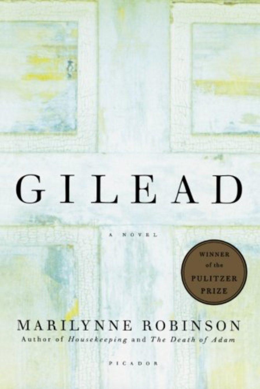 Cover of Gilead: A Novel