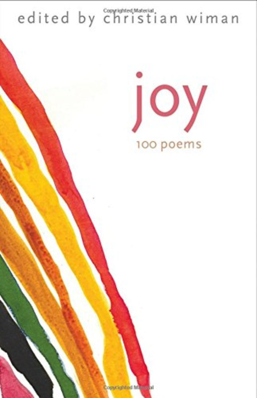 Cover of Joy: 100 Poems