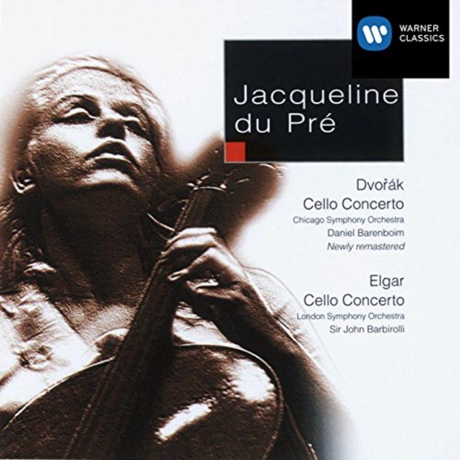 Cover of Dvorák, Elgar: Cello Concertos