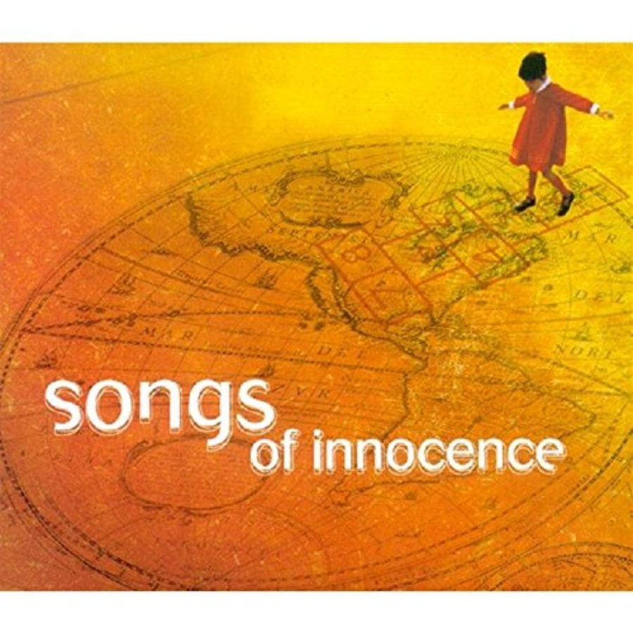 Cover of Songs of Innocence