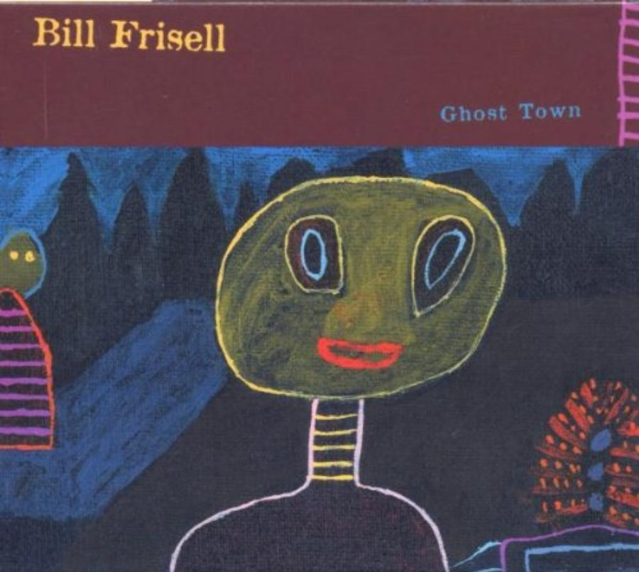 Cover of Ghost Town