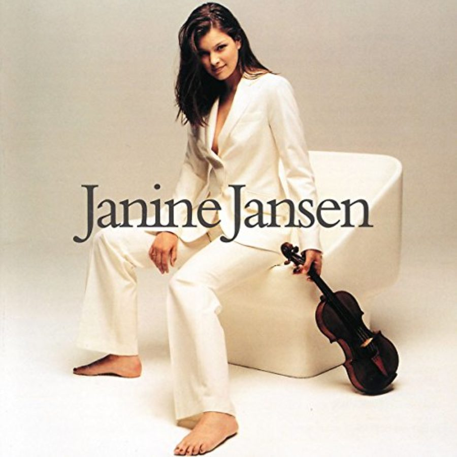 Cover of Janine Jansen