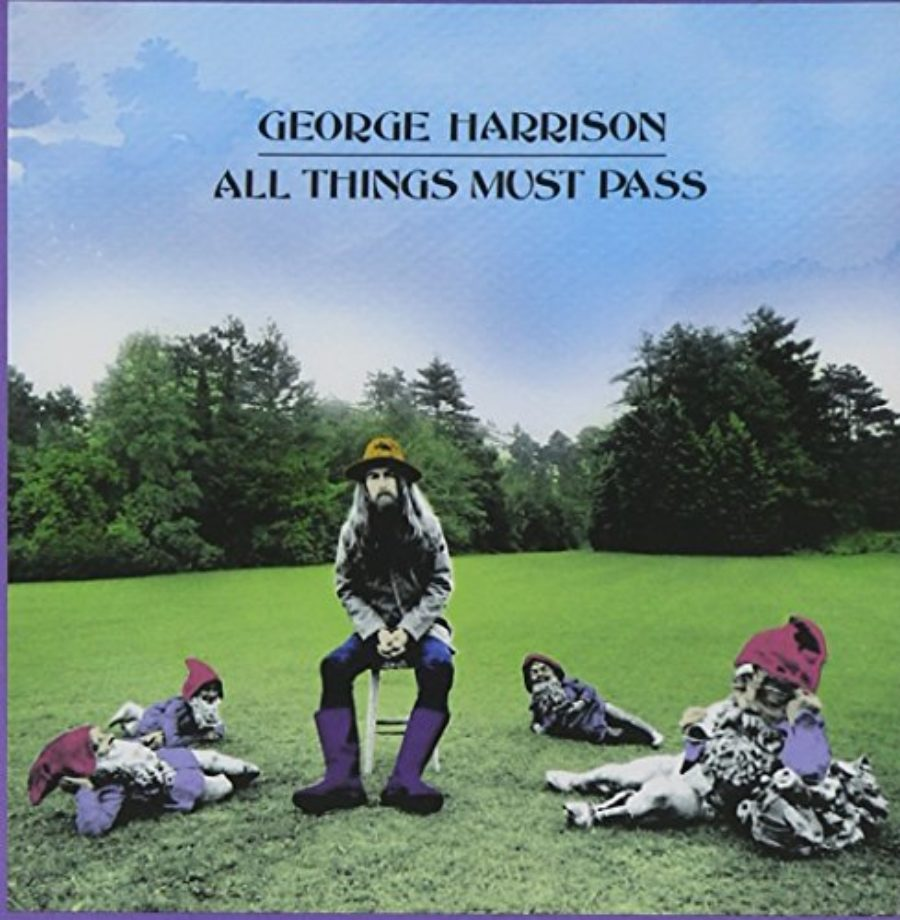 Cover of All Things Must Pass