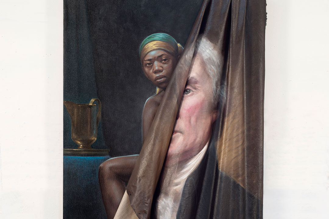 Annette Gordon-Reed and Titus Kaphar — Are We Actually Citizens Here