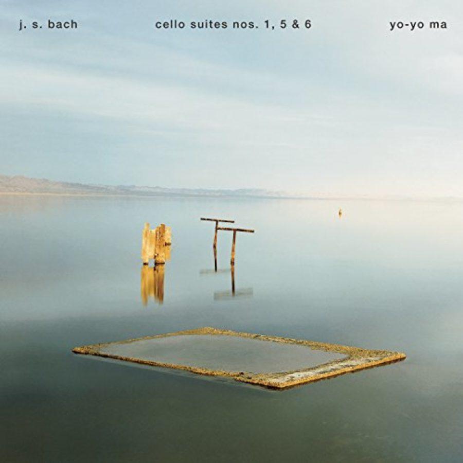 Cover of Bach: Cello Suites Nos. 1, 5 & 6