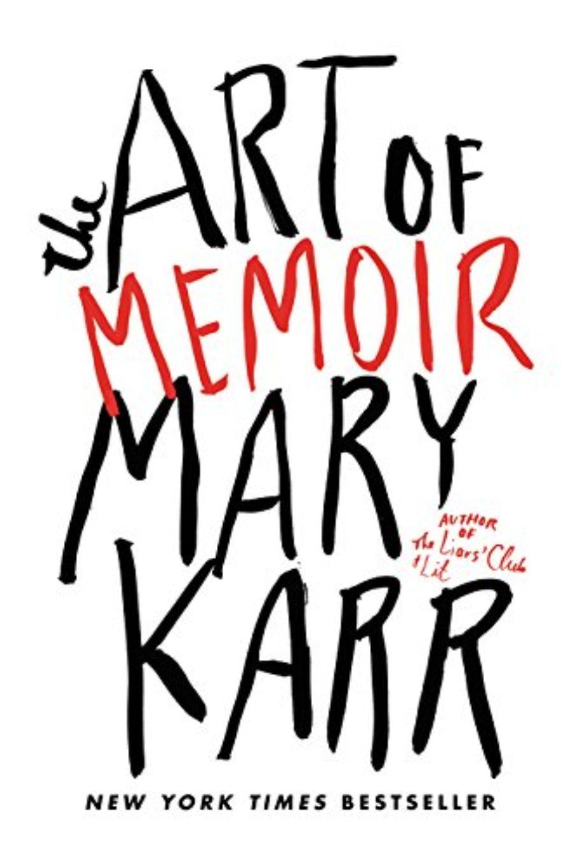 Cover of The Art of Memoir