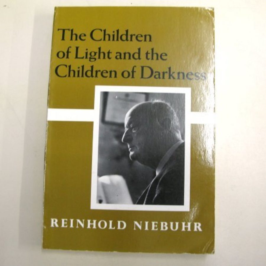 Cover of Children of Light and the Children of Darkness