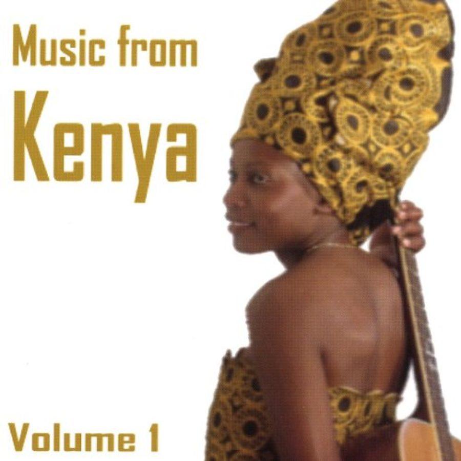Cover of Music From Kenya Volume 1