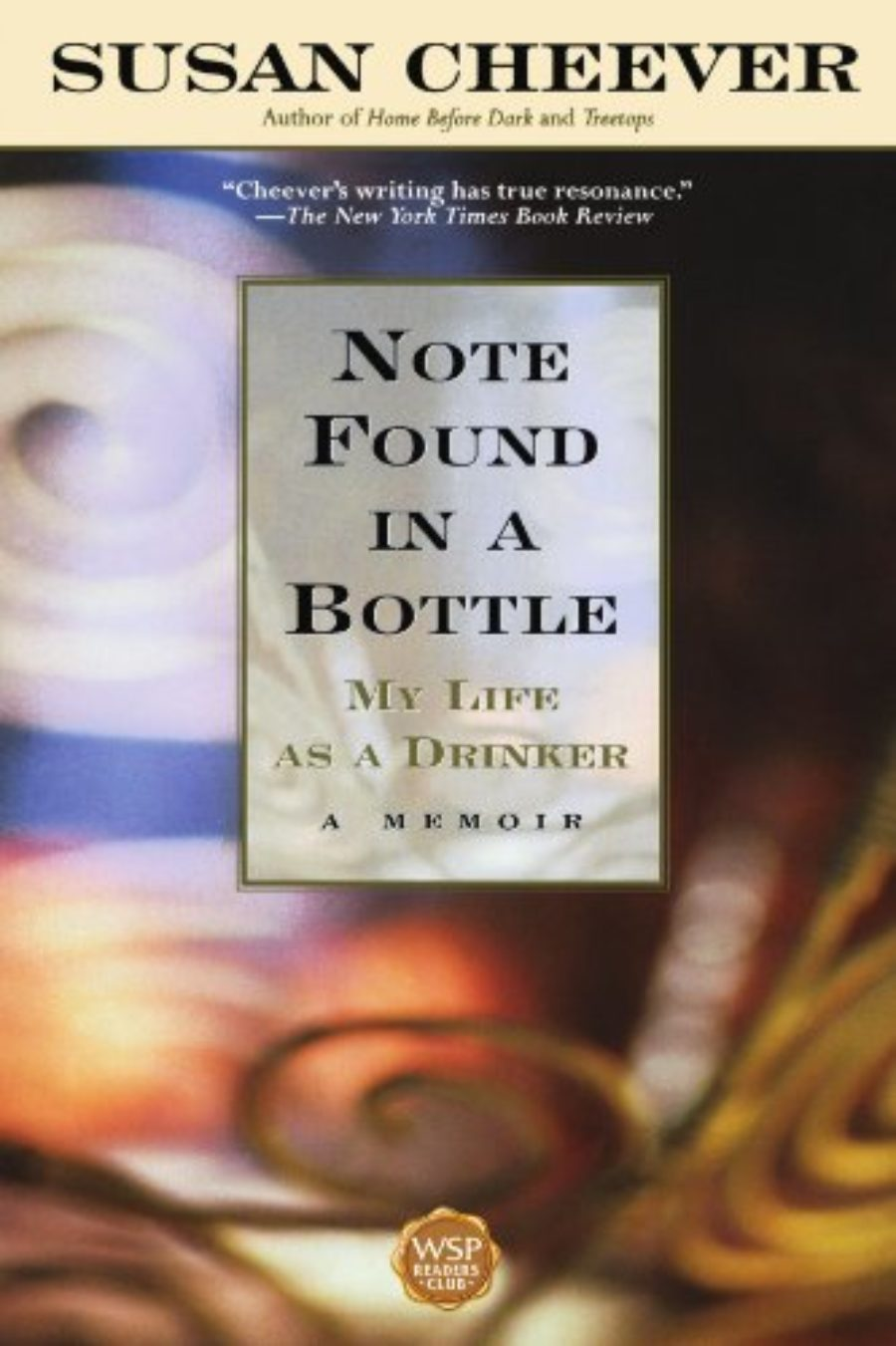 Cover of Note Found in a Bottle (Wsp Readers Club)