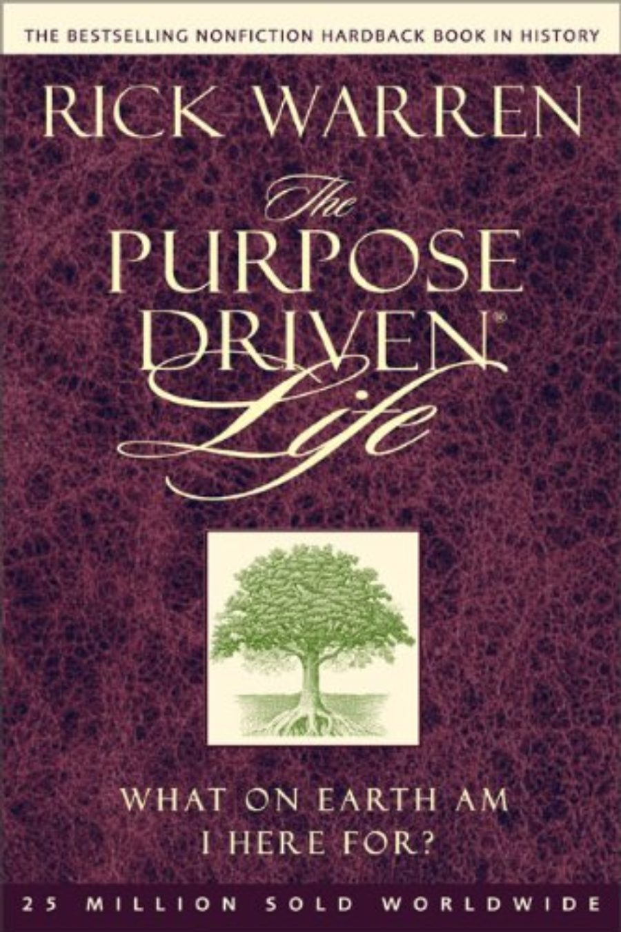 Cover of The Purpose Driven® Life: What on Earth Am I Here For?