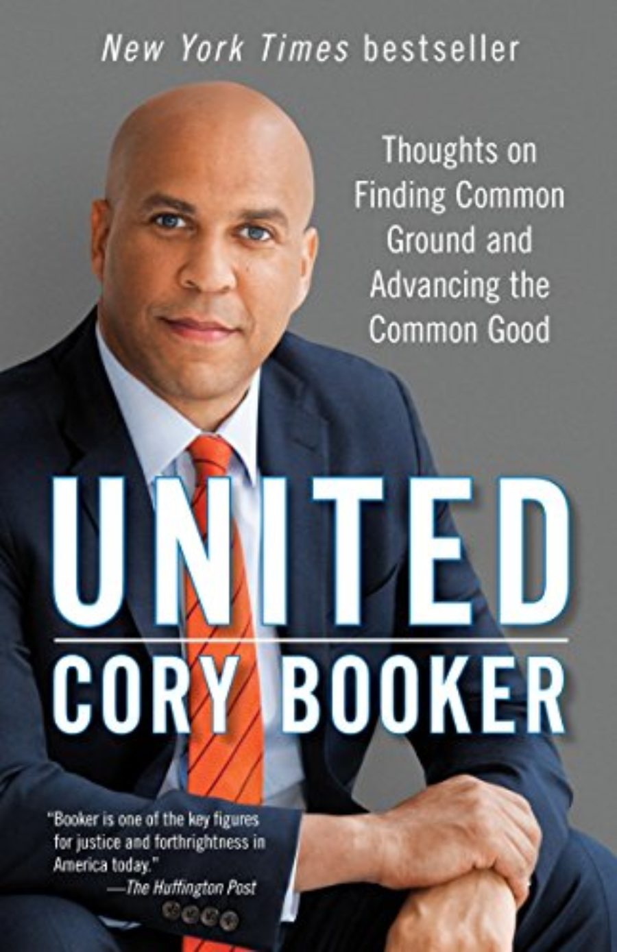 Cover of United: Thoughts on Finding Common Ground and Advancing the Common Good