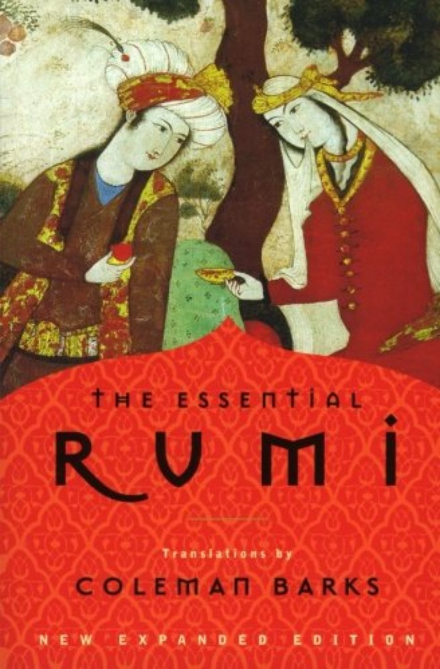 Cover of The Essential Rumi, New Expanded Edition