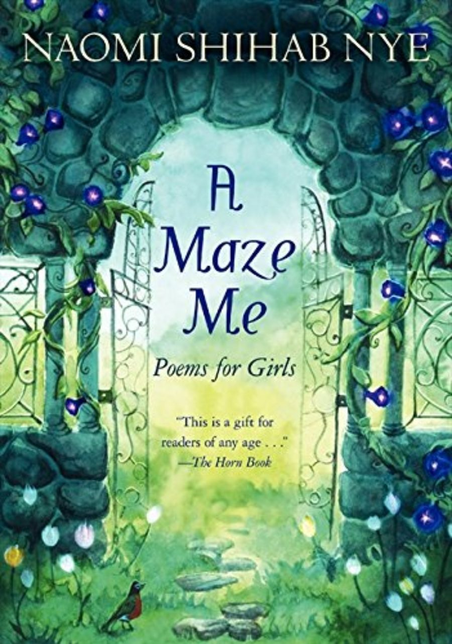 Cover of A Maze Me: Poems for Girls