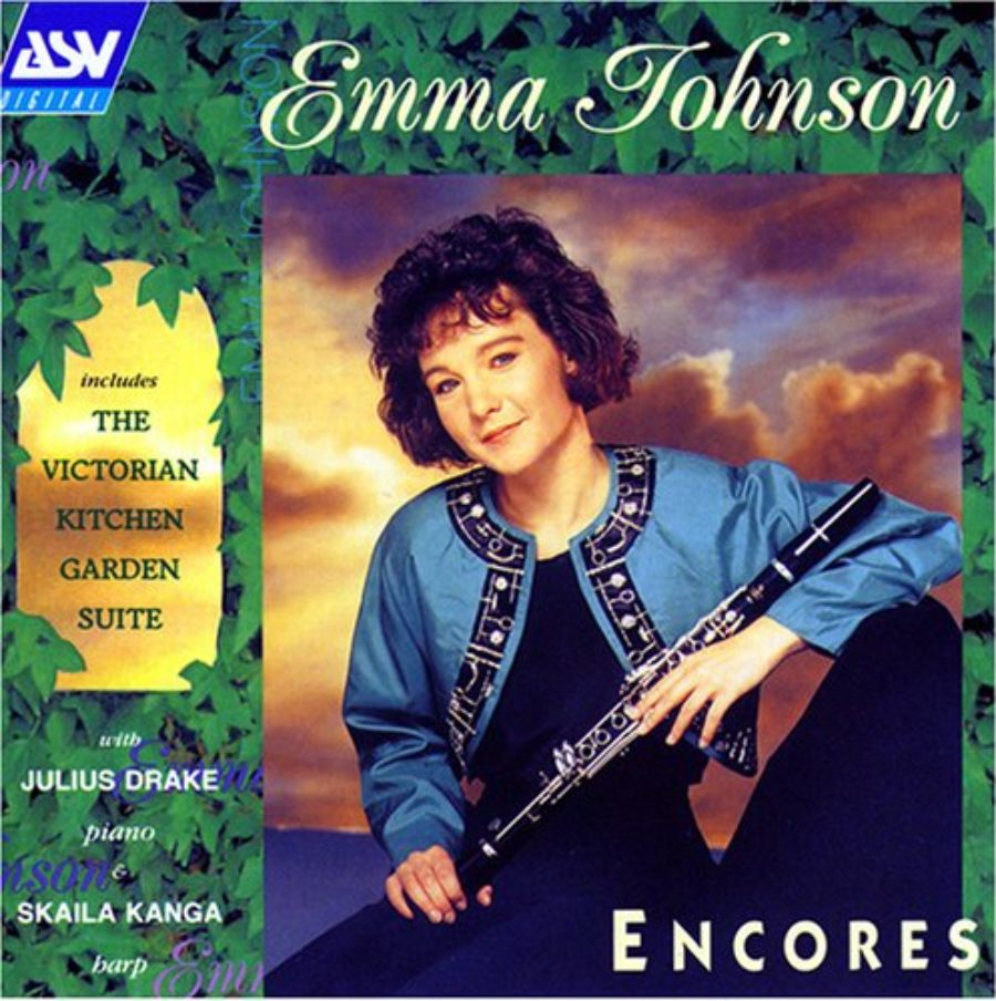 Cover of Emma Johnson: Encores