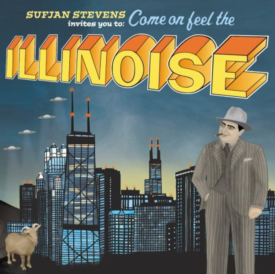 Cover of Come On Feel the Illinoise