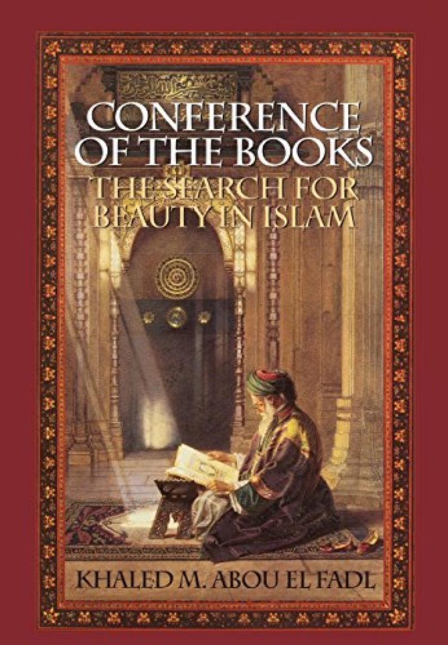 Cover of Conference of the Books: The Search for Beauty in Islam