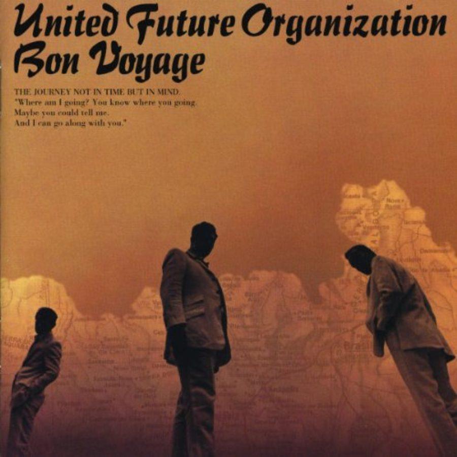 Cover of Bon Voyage