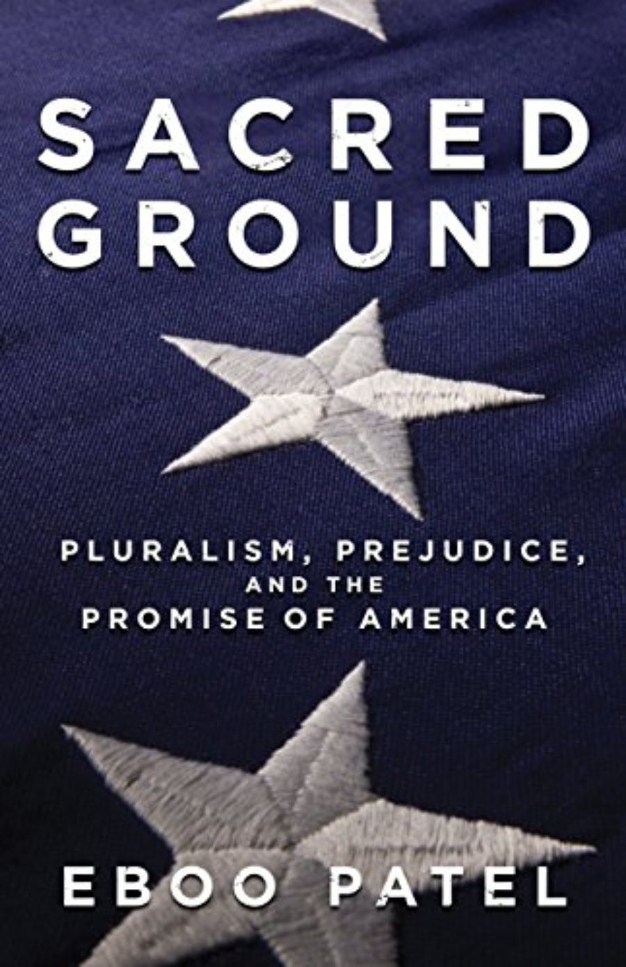 Cover of Sacred Ground: Pluralism, Prejudice, and the Promise of America