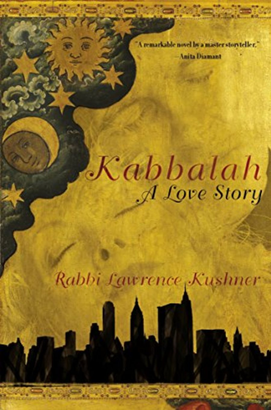 Cover of Kabbalah: A Love Story