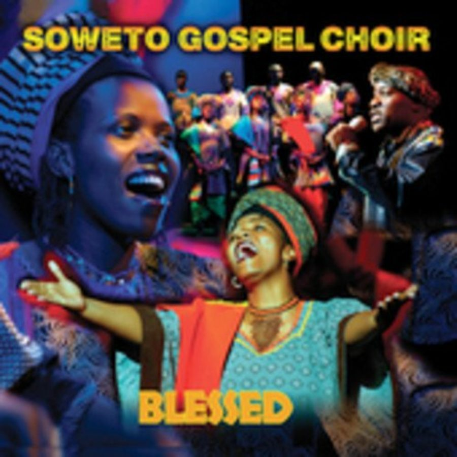 Cover of Blessed