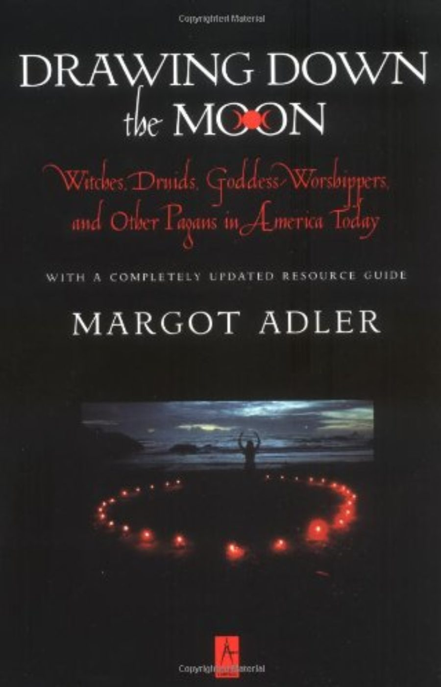 Cover of Drawing Down the Moon: Witches, Druids, Goddess-Worshippers, and Other Pagans in America Today (Compass)