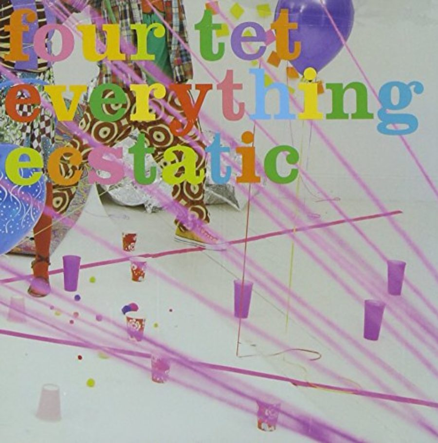 Cover of Everything Ecstatic