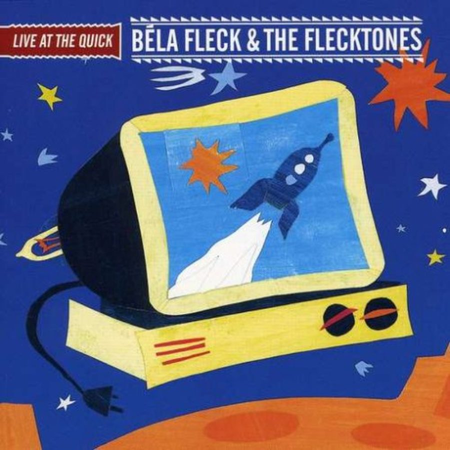 Cover of Live At The Quick
